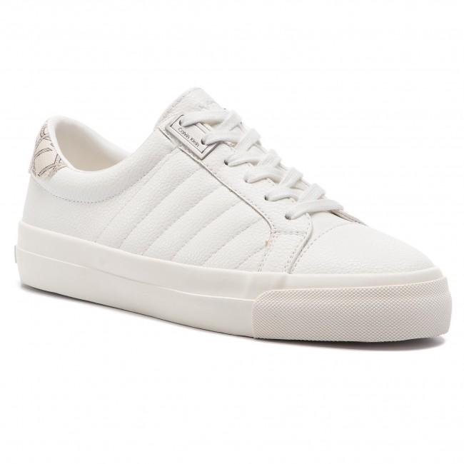 Sneakers CALVIN KLEIN - Vance E4455 White