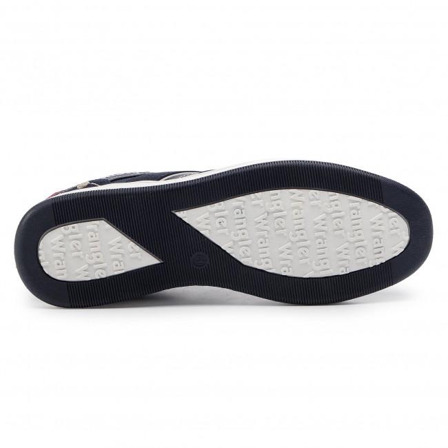 Low Navy Wm91040a Sneakers 016 Basse Marshall Scarpe Uomo Wrangler dQthrs