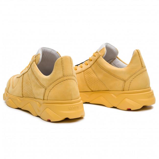 Uomo off 13 Scarpe White Sneakers Giallo 038 Lloyd Aspen 19 Basse roBdCxe