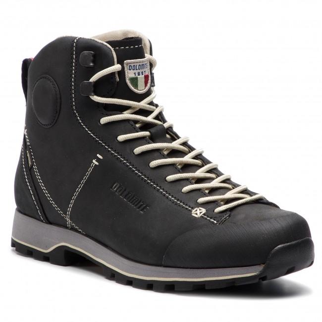 miglior servizio 50126 5f529 Scarpe da trekking DOLOMITE - Cinquantaquattro High Fg Gtx GORE-TEX  247958-0119011 Black