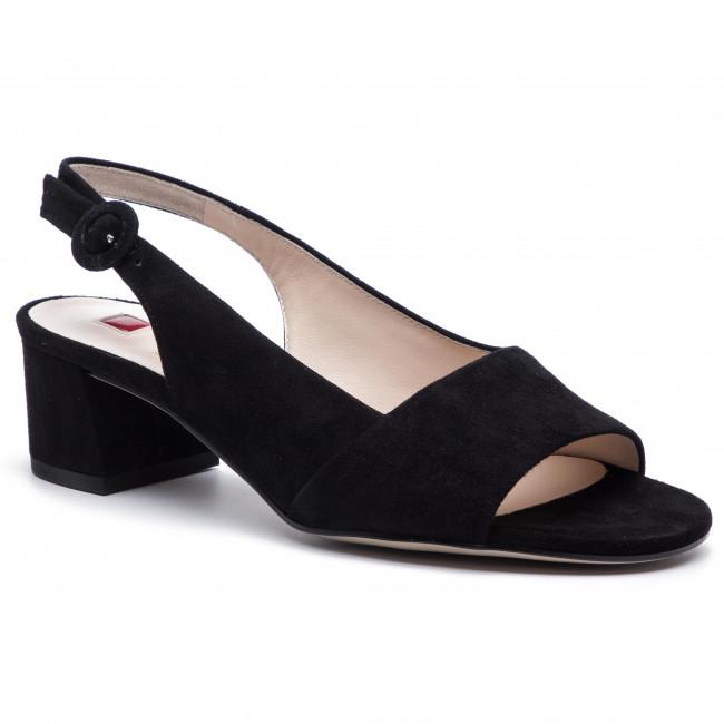 Sandali HÖGL - 7-103266 Black 0100 - Zeppe - Ciabatte e sandali - Donna