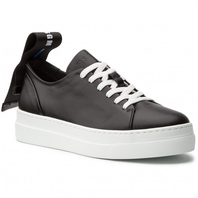 MSGM Sneakers - Ribbon Cupsole Sneakers 2641MDS615 195 99 2b66ebe920a