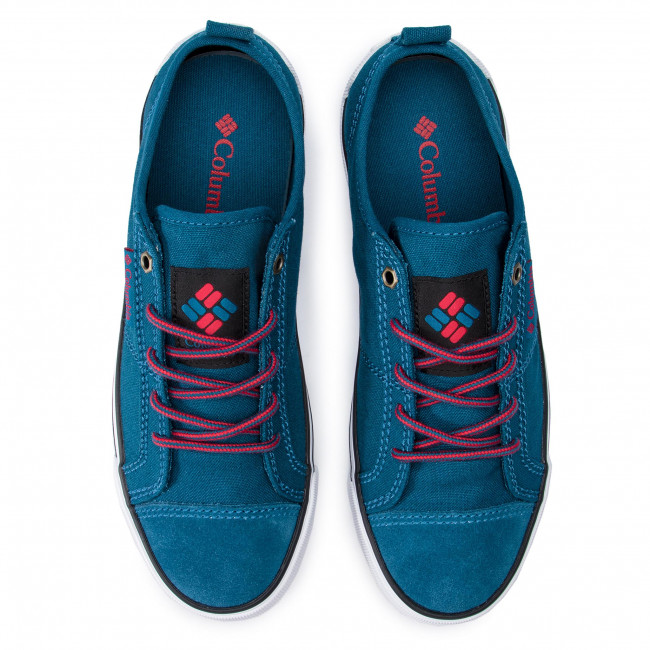 Scarpe Red Basse Lace Sportive Da Columbia Blue Bm4651 Ginnastica Phoenix 442 Uomo mountain Goodlife wkN8nOPX0