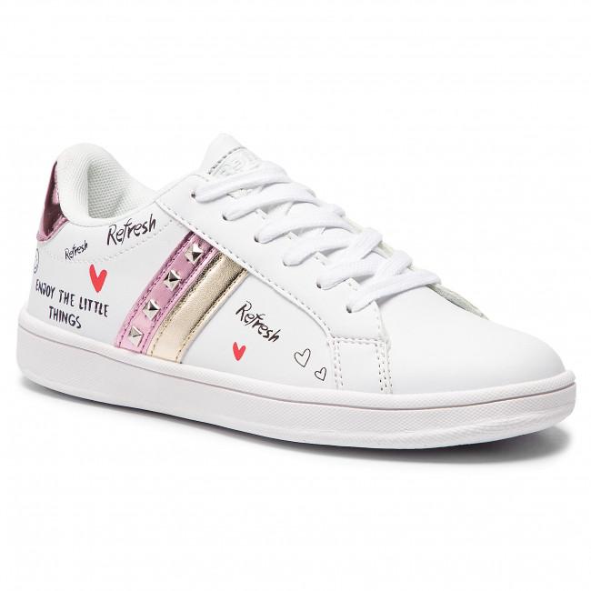 Sneakers REFRESH - 69902 Bianco - Sneakers - Scarpe basse - Donna    escarpe.it