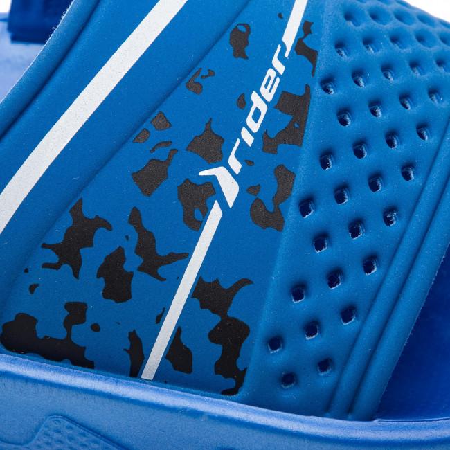 Ciabatte RIDER - Montreal III Ad 82499 Blue/Blue/White 20084 - Ciabatte - Ciabatte e sandali - Uomo