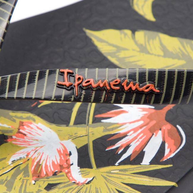 Infradito IPANEMA - I Love Tropical Fem 26284 Black/Green 21675 - Infradito - Ciabatte e sandali - Donna
