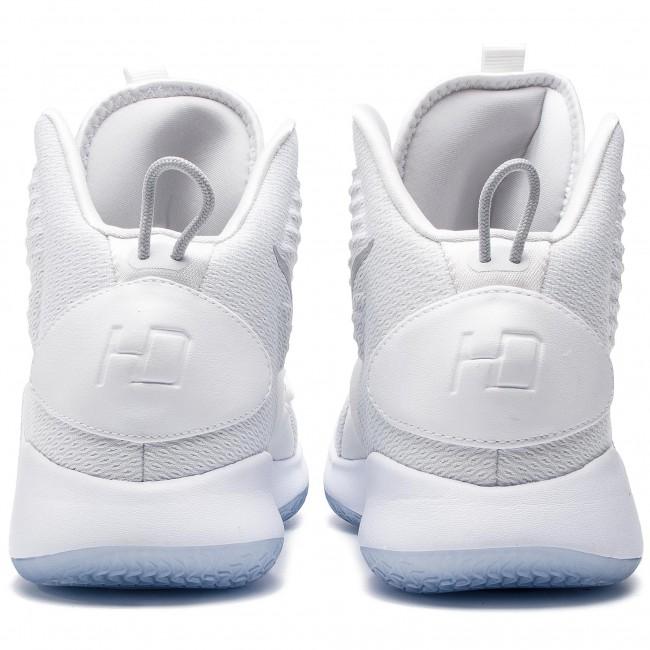 Nike Hyperdunk White Sneakers Uomo Scarpe white Ao7893 X 101 Basse 354LRAjq