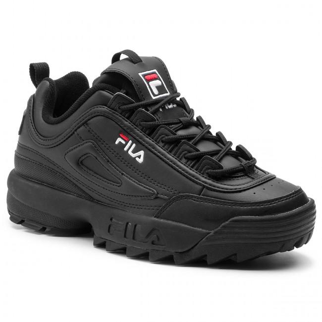 Sneakers FILA - Disruptor Low 1010262.12V Black/Black