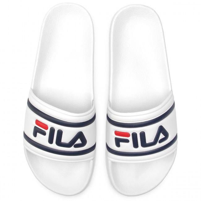 Ciabatte FILA - Morro Bay Slipper 1010286.1FG White - Ciabatte - Ciabatte e sandali - Uomo