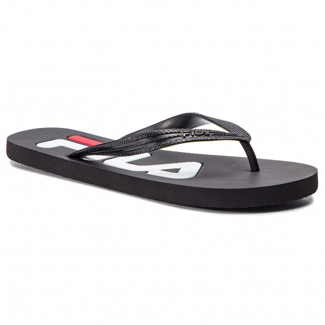 36c6f85742 Infradito FILA - Troy Slipper 1010288.25Y Black