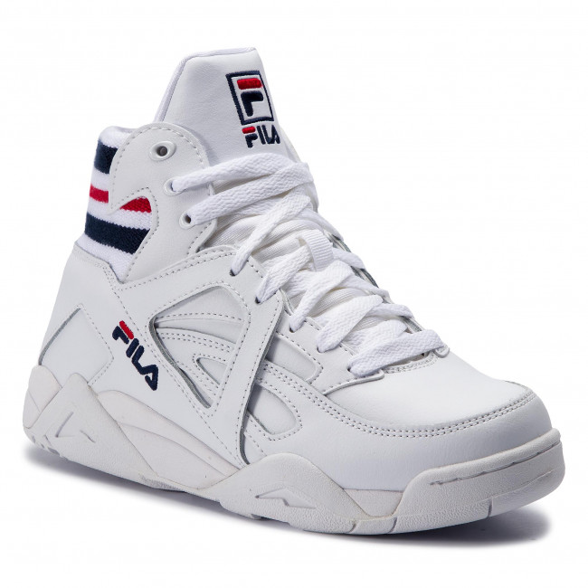 Sneakers FILA - Cage Gore Tc Mid Wmn 1010295.150 White/Fila Navy/Fila Red