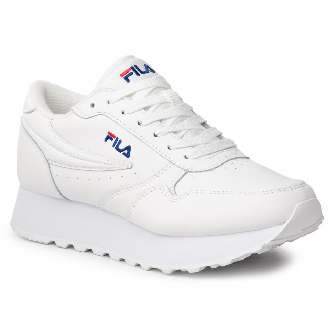Sneakers FILA - Orbit Zeppa L Wmn 1010311.1FG White