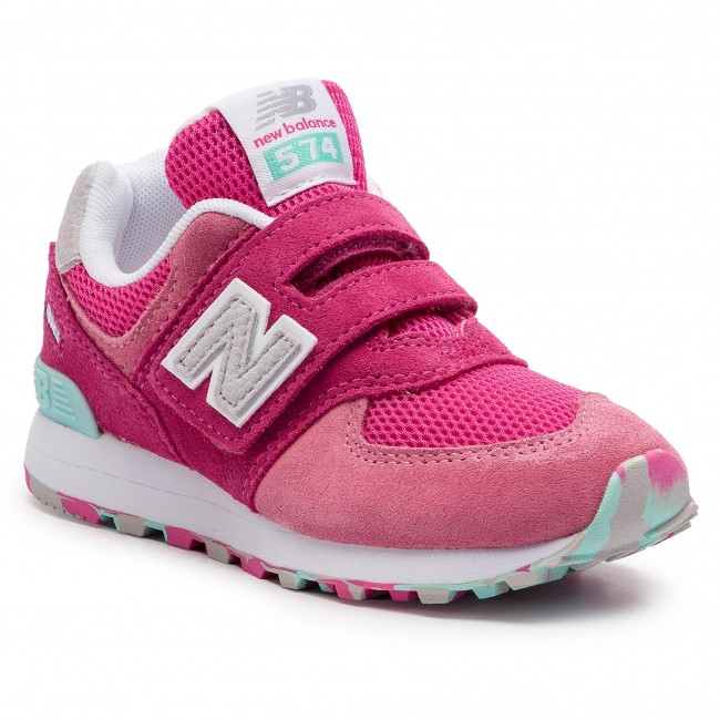 Sneakers NEW BALANCE YV574UJB Rosa