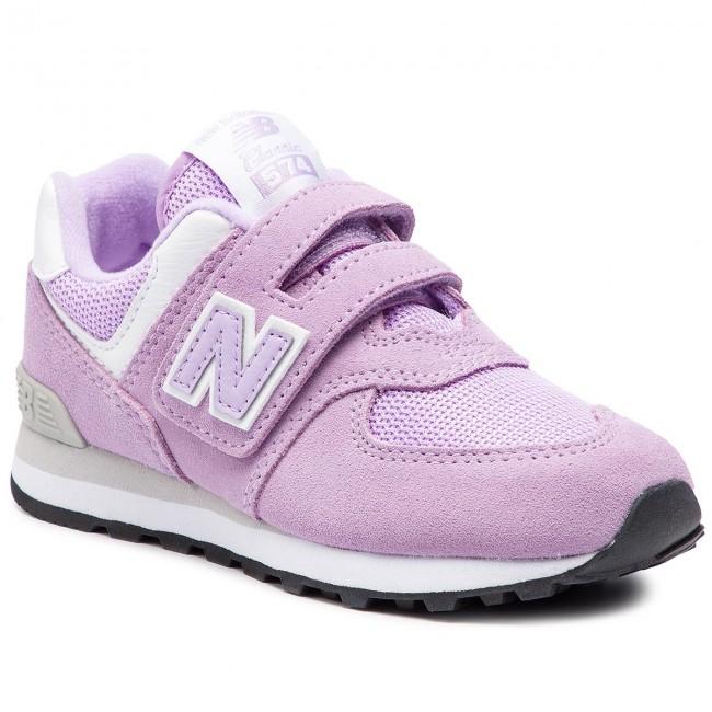 new balance viola bambina