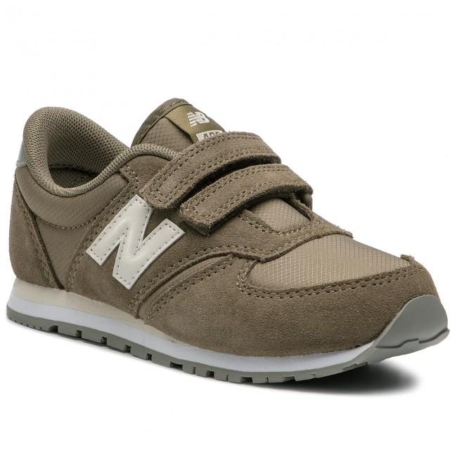 Sneakers A Strappi Scarpe New Balance Basse Yv420gb Verde PkXZiuO