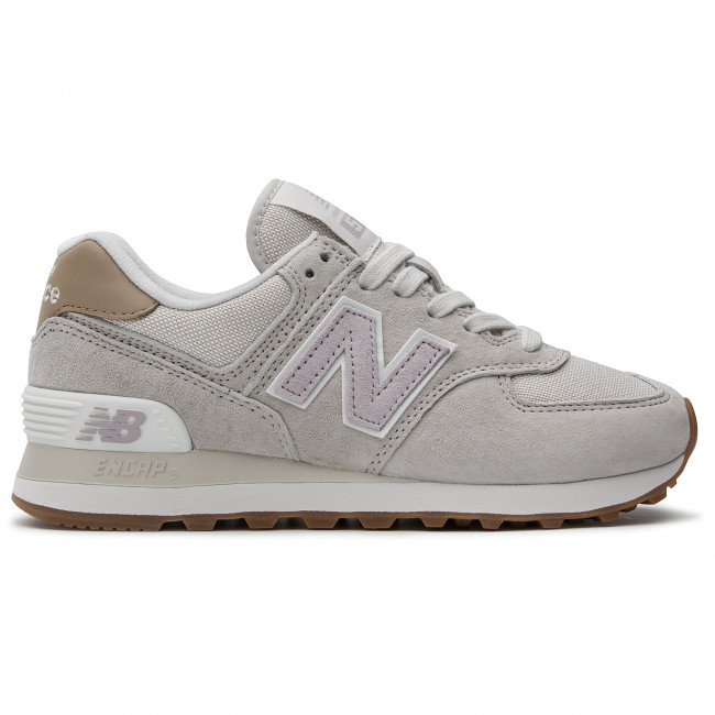 Sneakers NEW BALANCE WL574LCC Grigio