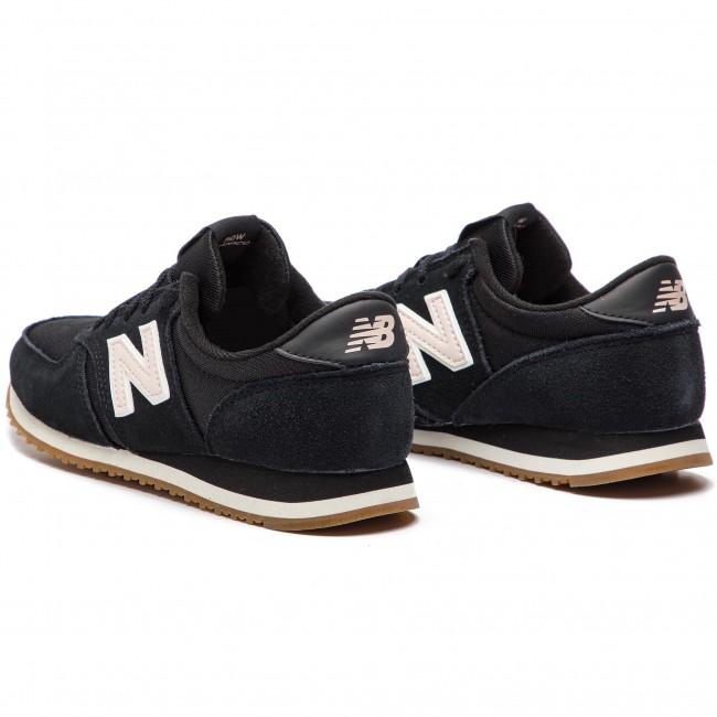 Scarpe Donna New Balance Wl420blk Nero Basse Sneakers H29IED