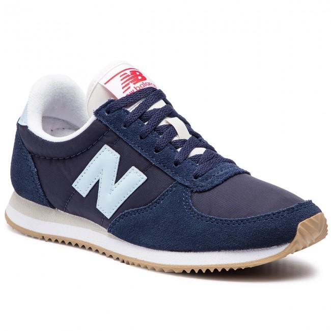Scuro Sneakers New Balance Donna Wl220crc Blu Scarpe Basse xBsQCdothr
