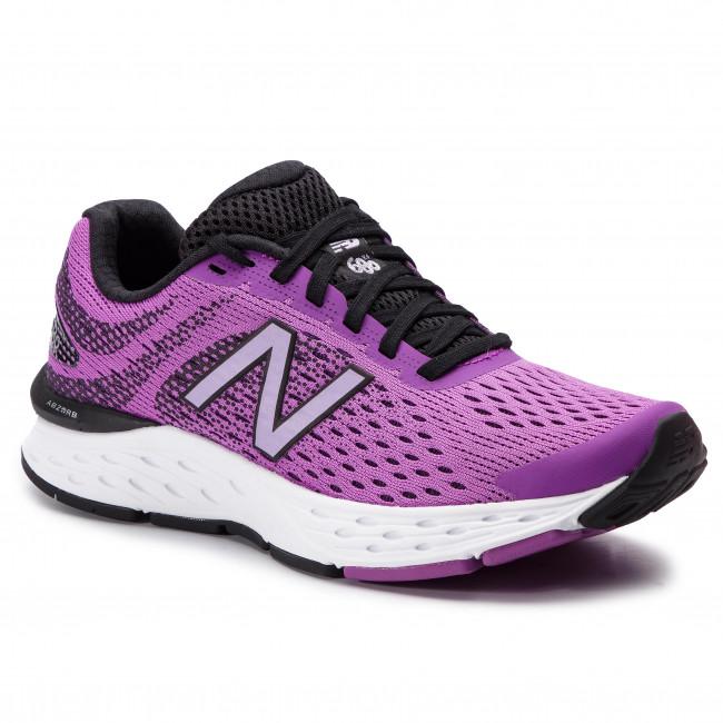 scarpe donna new balance viola