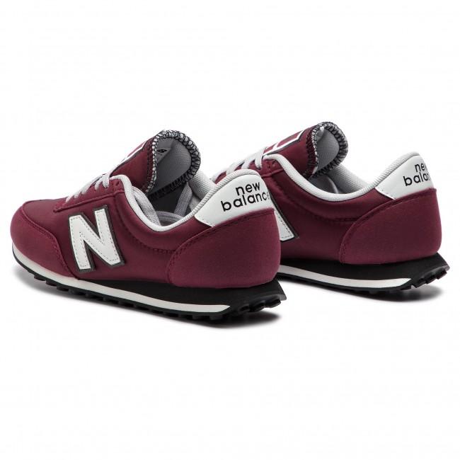 Bordeaux Basse Sneakers Scarpe Balance U410ar New Donna 435LARjq