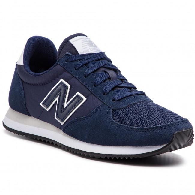 Sneakers NEW BALANCE U220FJ Blu scuro