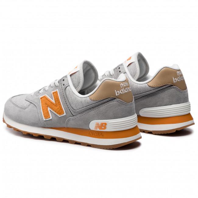 Sneakers NEW BALANCE ML574ERH Grigio Multicolore