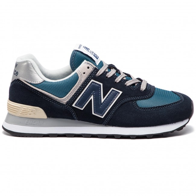Sneakers NEW BALANCE ML574ESS Blu scuro