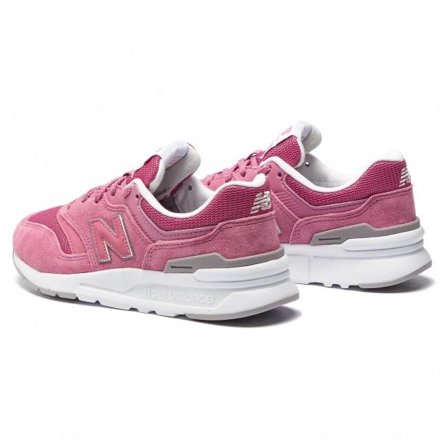 Balance Sneakers Basse Rosa Scarpe New Cw997hcb Donna Yfgyb76v