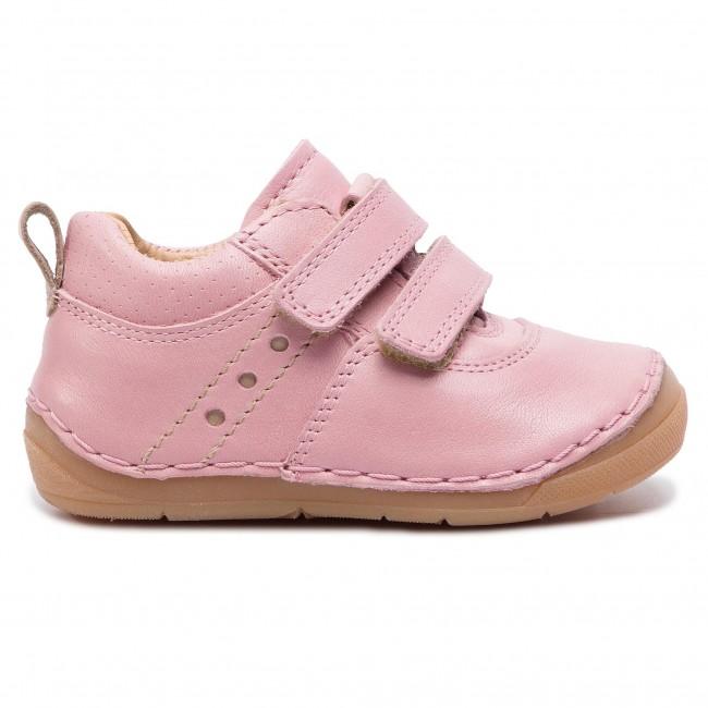 Con G2130160 3 Scarpe M Froddo Basse Bambino Pink Strappi Bambina DEIH29