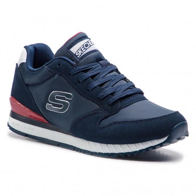 Sneakers SKECHERS - Waltan 52384/NVY Navy