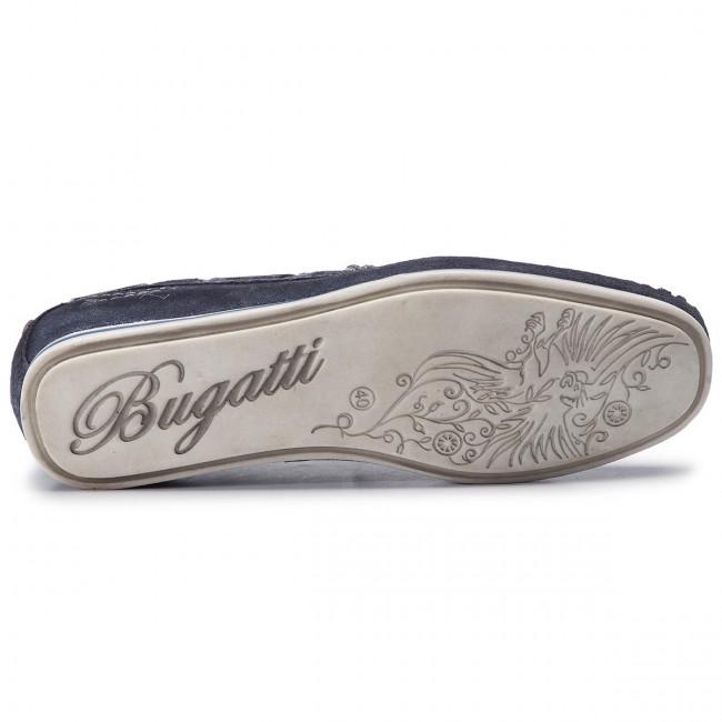 4040 321 Blue Mocassini 70463 1469 Uomo Basse Scarpe Bugatti hCotrBQxsd