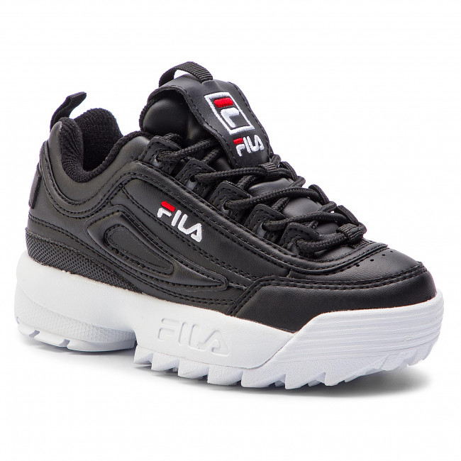 Sneakers FILA - Disruptor Kids 1010567.25Y Black