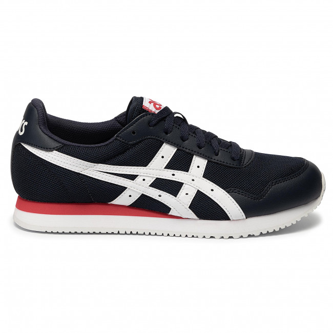 Asics white Basse Sneakers 400 Tiger Uomo Scarpe Runner Midnight 1191a207 EDIHW92