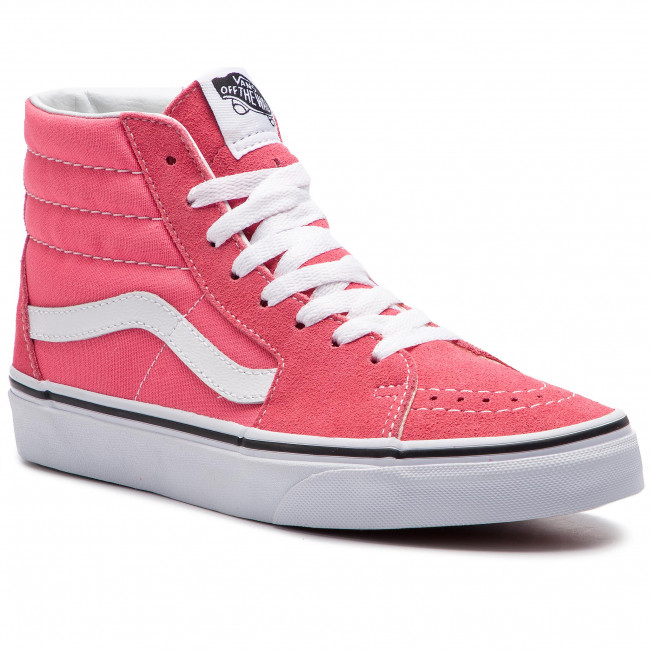 Sneakers VANS Sk8 Hi VN0A38GEGY71 Strawberry PinkTruewhite