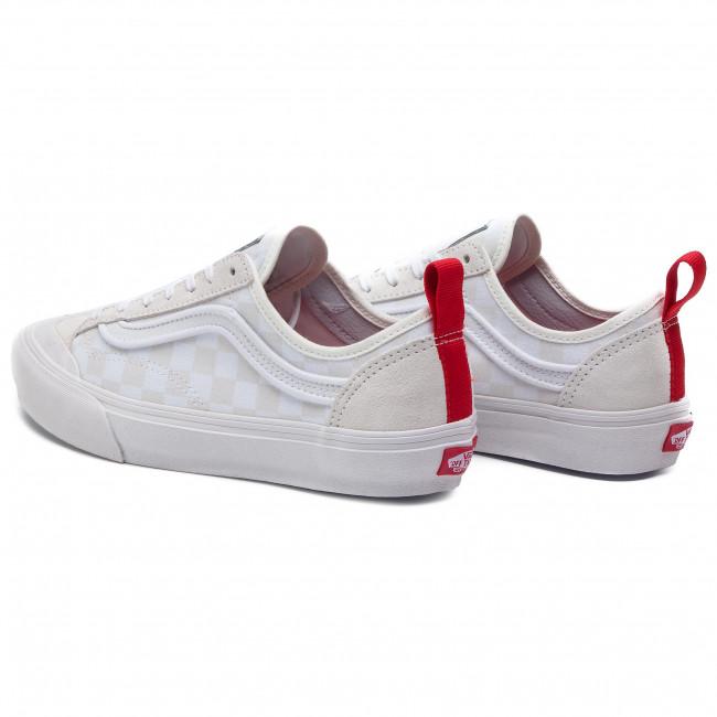 Scarpe sportive VANS Style 36 Decon Sf VN0A3MVLVL81 (Leila Hurst) WhiteCheck