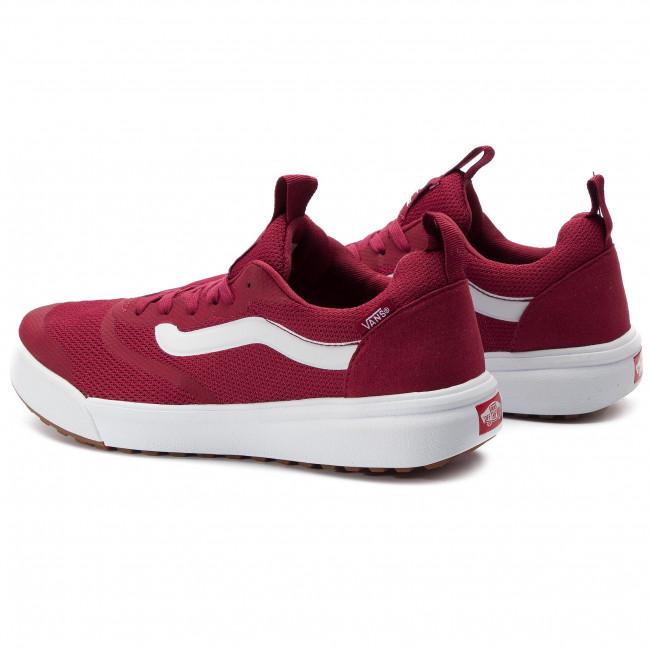 Sneakers Rapidw Vn0a3mvuvg41 Scarpe Vans Basse Rumba true Uomo Red Ultrarange White iOkXPZu