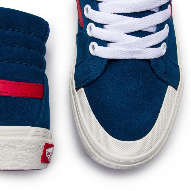 Vn0a3tkpvss1 Vans Scarpe tango hi Basse Reissue Sneakers 13 Sailor Blue Sk8 Donna Red OXZkPui