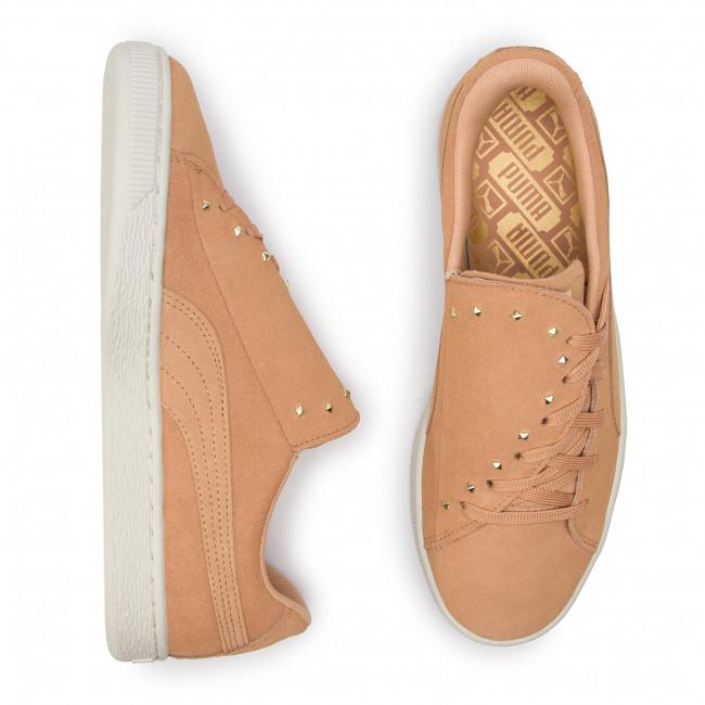 toast 01 Scarpe Basse Toast Wns Puma Crush Studs 369688 Donna Suede Sneakers kZiuXTOP