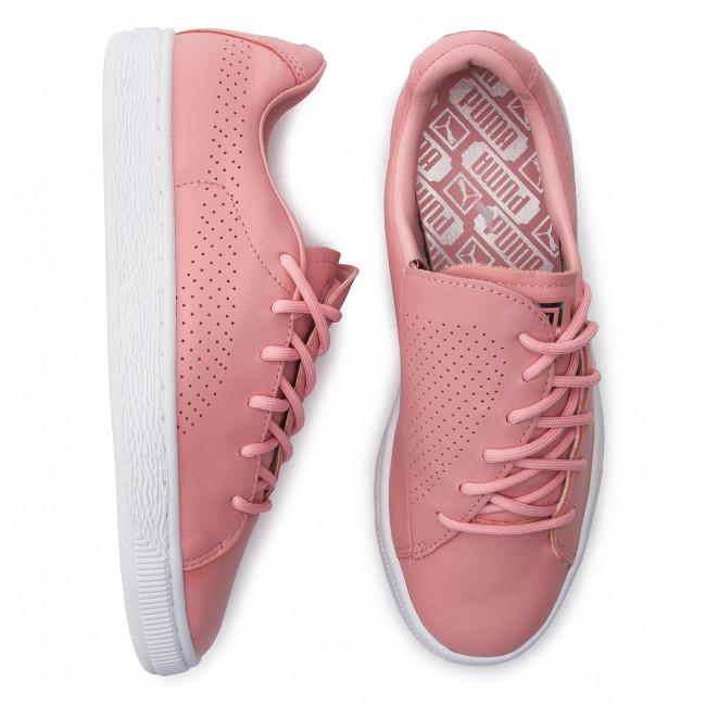 Wn's Rose Donna bridal Basket Crush 03 Basse Puma Sneakers Scarpe Bridal Rose Perf 369689 QrWdxCBoeE