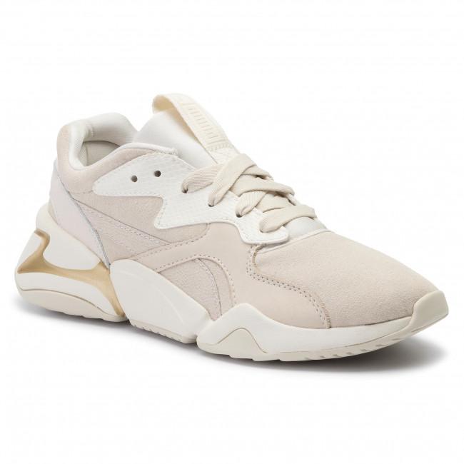 Nova Scarpe 369487 Basse Donna 01 Wn's Whisper White whisper Puma White Grunge Pastel Sneakers NO0Xk8Pwn