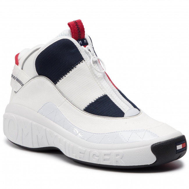 Tommy Hilfiger blu maschile scarpe da ginnastica Heritage Tommy Jeans Sneaker RWB