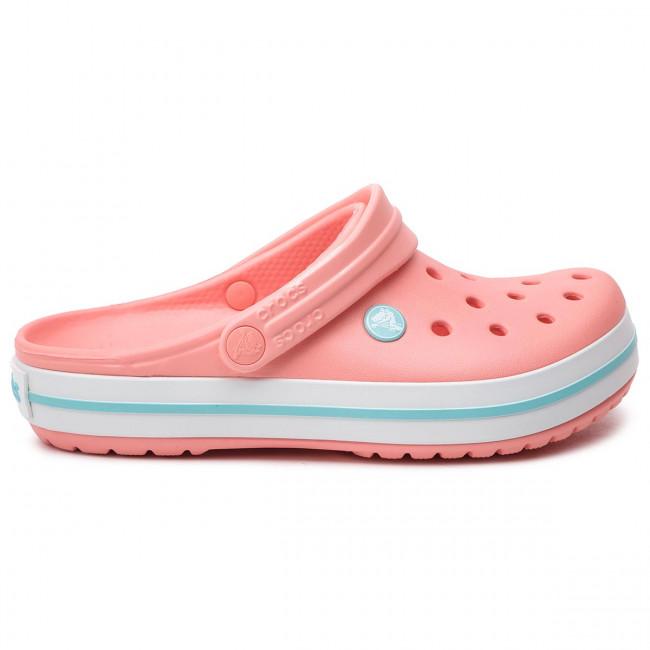 Sandali E Ciabatte Donna Da Crocband Melon ice Crocs Giorno 11016 Blue XOPZTiuk