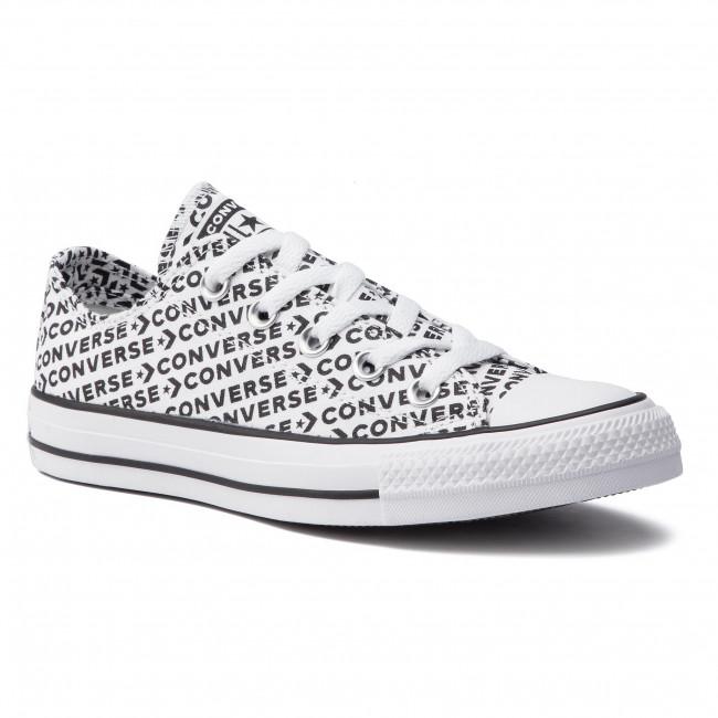 scarpe basse converse