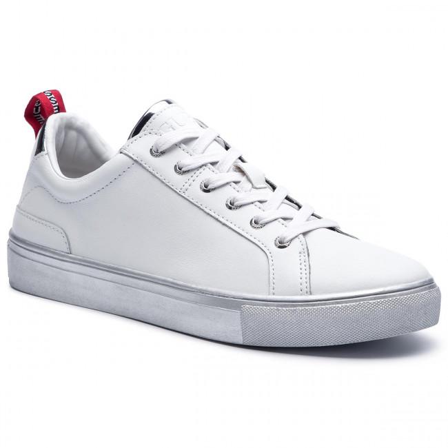 Sneakers Uomo GUESS Luiss low h FM7LUI LEA12