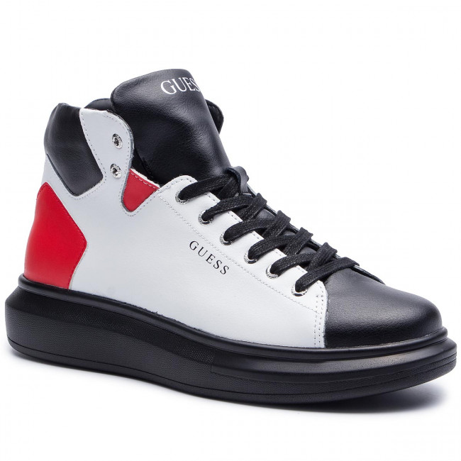 the latest e7020 5f784 Sneakers GUESS - Opera High FM7OPH LEA12 WHIRE