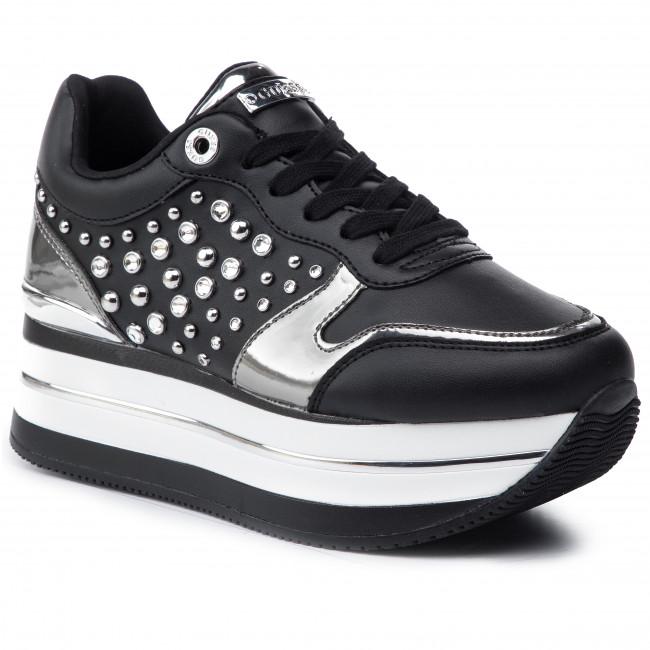 Sneakers GUESS Humbull FL7HUM ELE12 BLACK