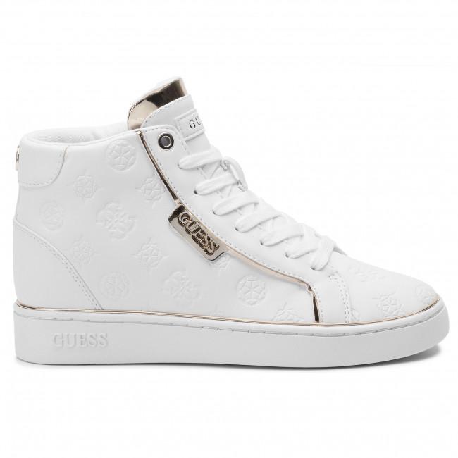 Sneakers GUESS Brina FL7BRN ELE12 WHITE