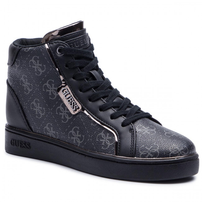 Sneakers GUESS Brina FL7BRN FAL12 BLACKGREY