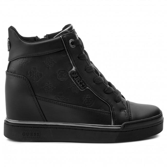 Sneakers GUESS Fabia FL7FAB ELE12 BLACK