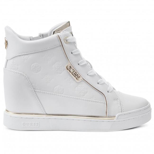 Sneakers GUESS Fabia FL7FAB ELE12 WHITE